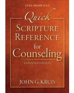 Quick Scripture Reference For Counseling