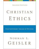 Christian Ethics (2nd Edition)