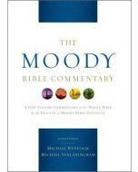 Moody Bible Commentary, The- HC