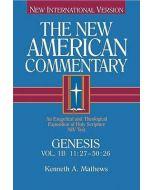 Genesis 11-50: New American Commentary [NAC]