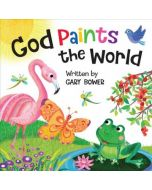 God Paints the World Boardbook
