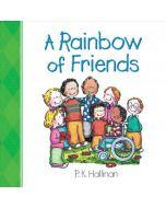 Rainbow of Friends Boardbook