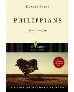 LifeGuide B/Sty (US)-Philippians, Jesus Our Joy