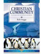 LifeGuide Bible Study - Christian Community