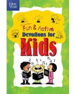 One Year Fun & Active Devotions For Kids, The