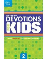 One Year Book of Devotions for Kids #2, The