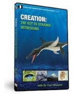 Creation: The Key to Dynamic Witnessing - DVD
