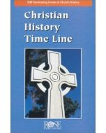 Christian History Time Line - Pamphlet