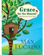Grace For The Moment - Hardcover (Devotional)