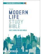 NKJV Modern Life Study Bible - HC