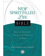 NIV New Spirit Filled Life Bible - HC