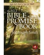 NLT Bible Promise Book For Tough Times, The (Booklet)