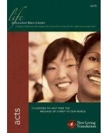 Life Application Bible Studies - Acts