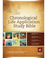 NLT Chronological Life Application Study Bible