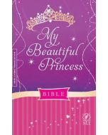 NLT My Beautiful Princess Bible, Padded - Hardcover