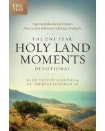 One Year Holy Land Moments Devotional, The