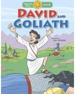 Happy Day Book - David and Goliath (Level 3)