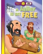 Happy Day Book (Level 3) - Jailer Is Set Free, A