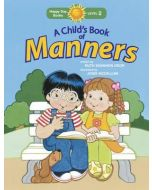 Happy Day Book-Child's Book of Manners  (Level 2)