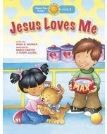 Happy Day Book-Jesus Loves Me (Level 1)