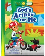 Happy Day Book-God's Armor For Me (Level 2)