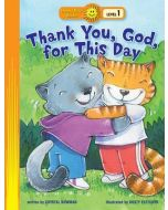 Happy Day Book-Thank You, God, for This Day (Level 1)