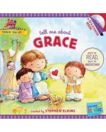 Tell Me about Grace (with stickers & CD)