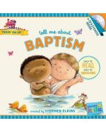 Tell Me about Baptism (with stickers & CD)