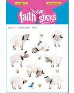 Faith That Sticks- Counting Sheep
