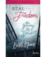 Real Freedom:Taste of Breaking Free (Booklet)