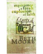 Experience A Fresh Explosion of Faith (Booklet)