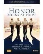 Honor Begins at Home - Member Book : The Courageous Bible Study
