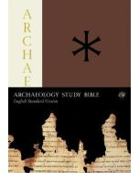 ESV Archaeology Study Bible-HC