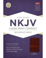 NKJV Large Print Compact Reference Bible
