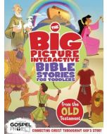 Big Picture Interactive Bible Stories For Toddlers from the Old Testament, The