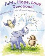 Faith, Hope, Love Devotional (Padded Cover)