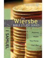 The Wiersbe Bible Study Series: 1 Samuel