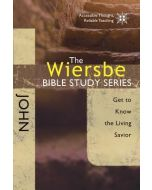 Wiersbe Bible Study Series, The   :  John