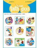 Faith That Sticks-New Testament Bible Stories