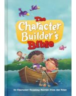 Character Builder's Bible, The - Hardcover