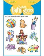 Faith that Sticks-Jesus, the Center of My Life