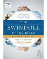 NLT Swindoll Study Bible Large Print