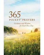 365 Pocket Prayers (Guidance/Wisdom/Each Day)