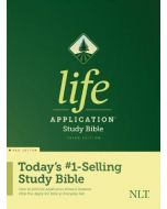 NLT Life Application Study Bible, Third Edition