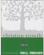 Christian Growth in 5 Steps- Study Guide (Updd)