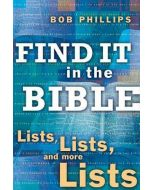 Find It In the Bible