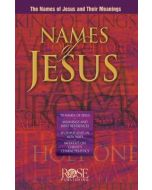 Names Of Jesus-Pamphlet