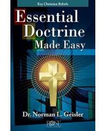 Essential Doctrine Made Easy-Pamphlet