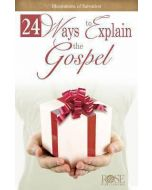 24 Ways To Explain The Gospel-Pamphlet