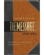 Message Study Bible